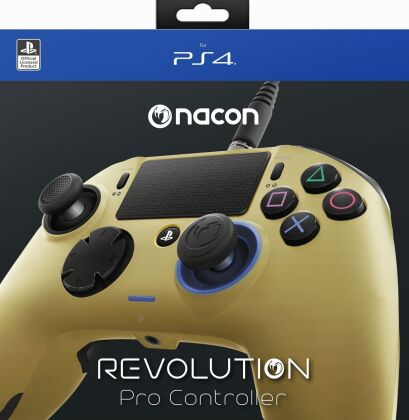 Revolution Pro Gaming Controller - gold matt