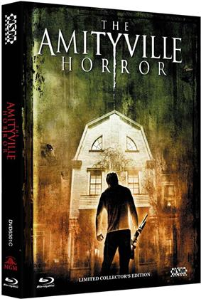 The Amityville Horror (2005) (Cover C, Collector's Edition, Limited Edition, Mediabook, Uncut, Blu-ray + DVD)