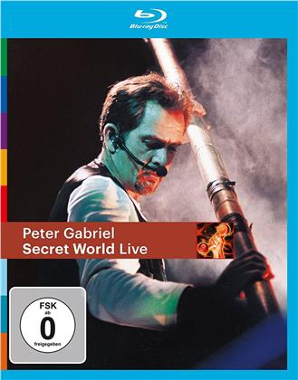 Peter Gabriel - Secret World - Live