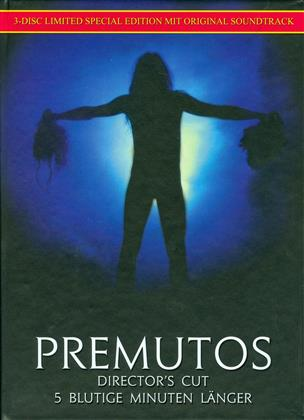 Premutos (1997) (Cover D, Director's Cut, Kinoversion, Limited Edition, Mediabook, Special Edition, Blu-ray + DVD + CD)