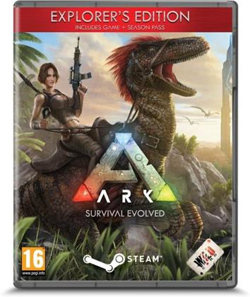 ARK: Survival Evolved (Explorer's Edition)