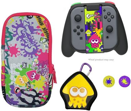 Nintendo Switch - Splat Pack Deluxe - Splatoon 2
