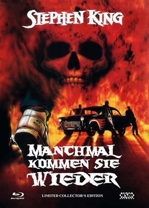 Manchmal kommen Sie wieder (1991) (Cover C, Collector's Edition, Limited Edition, Mediabook, Uncut, Blu-ray + DVD)