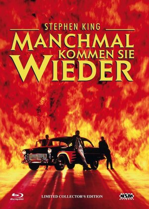 Manchmal kommen Sie wieder (1991) (Cover B, Collector's Edition, Limited Edition, Mediabook, Uncut, Blu-ray + DVD)