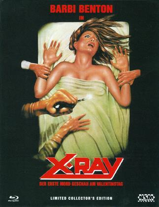 X-Ray - Der erste Mord geschah am Valentinstag (1981) (Kleine Hartbox, Cover A, Collector's Edition, Limited Edition, Uncut)