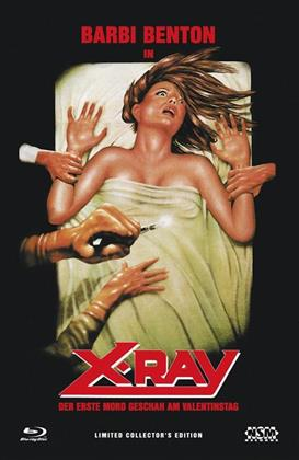 X-Ray - Der erste Mord geschah am Valentinstag (1981) (Grosse Hartbox, Cover A, Collector's Edition, Limited Edition, Uncut)