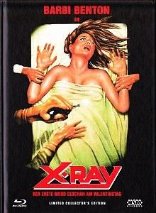 X-Ray - Der erste Mord geschah am Valentinstag (1981) (Cover A, Collector's Edition, Limited Edition, Mediabook, Uncut, Blu-ray + DVD)