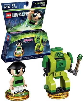 LEGO Dimensions Fun Pack - Powerpuff Girls