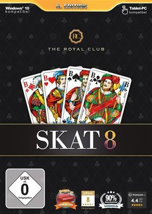 The Royal Club - Skat 8