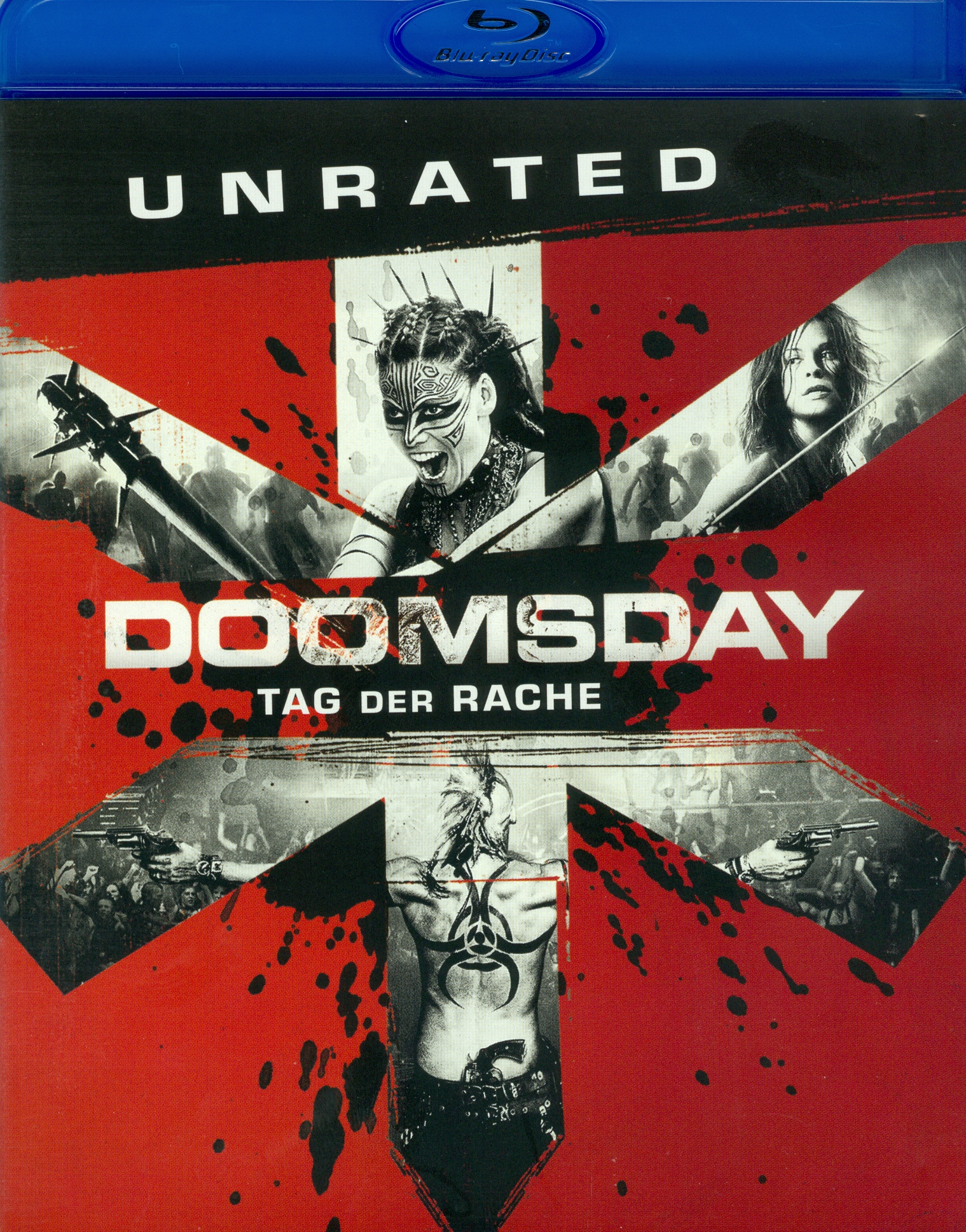 Doomsday - Tag der Rache (2008) - (Uncut, Unrated)