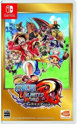 One Piece Unlimited World Red (Deluxe Edition)