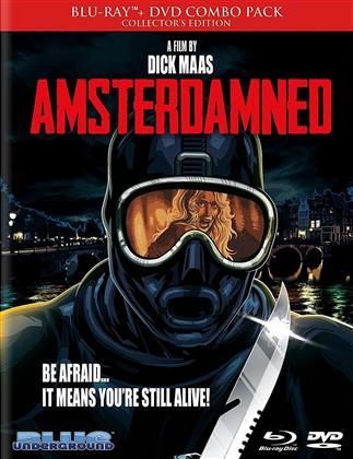 Amsterdamned (1987) (Collector's Edition, Blu-ray + DVD)