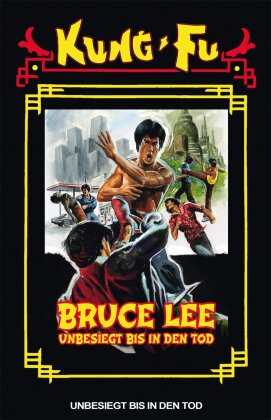 Bruce Lee - Unbesiegt bis in den Tod (1976) (Cover B, Grosse Hartbox, Limited Edition)