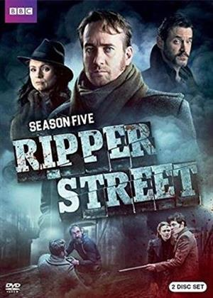 Ripper Street - Season 5 - The Final Season (BBC, 2 DVD)