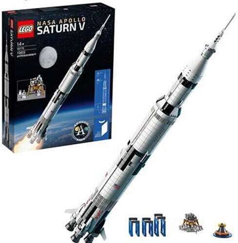 LEGO© 21309 Ideas - Nasa Apollo 11 Saturn-V
