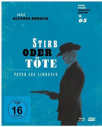 Stirb oder töte (1967) (Western Helden, Blu-ray + DVD)