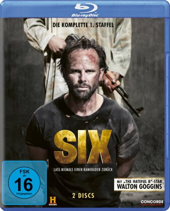 Six - Staffel 1 (History Channel, 2 Blu-ray)