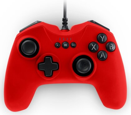 GC-100XF Gaming Controller - red