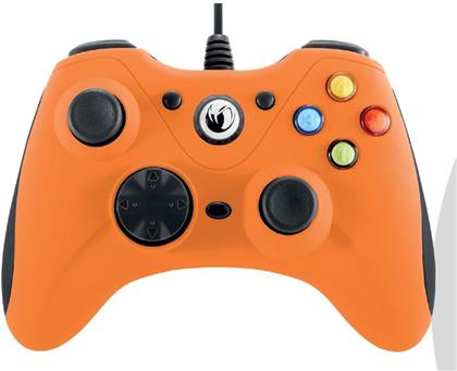 GC-100XF Gaming Controller - orange