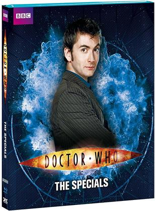 Doctor Who - The Specials (BBC, 3 Blu-ray)