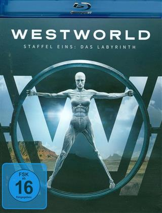 Westworld - Staffel 1 - Das Labyrinth (3 Blu-rays)