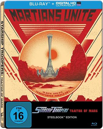 Starship Troopers - Traitor of Mars (2017) (Steelbook)