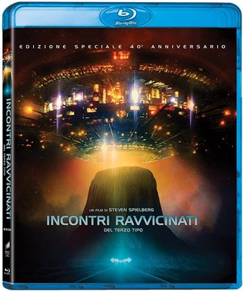Incontri ravvicinati del terzo tipo (1977) (40th Anniversary Edition, Director's Cut, Kinoversion, Special Edition)