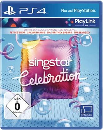 SingStar Celebration (Playlink) (German Edition)