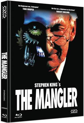 The Mangler (1995) (Cover C, Limited Edition, Mediabook, Uncut, Blu-ray + DVD)