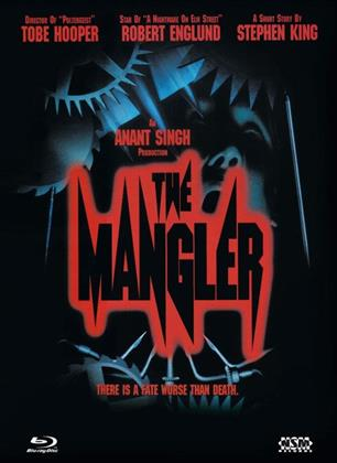 The Mangler (1995) (Cover D, Limited Edition, Mediabook, Uncut, Blu-ray + DVD)