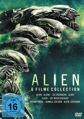Alien - 6-Film Collection (6 DVDs)