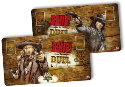BANG! The Duel - Spielmatten