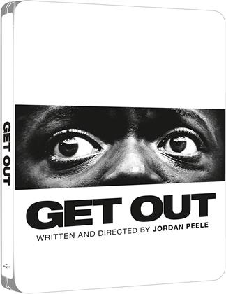 Scappa - Get Out (2017) (Limited Edition, Steelbook)