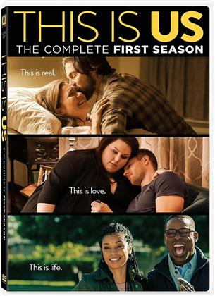 This is Us - Season 1 (5 DVDs)
