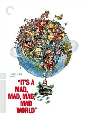 It's a Mad, Mad, Mad, Mad World (1963) (Criterion Collection)