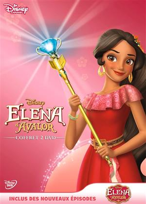 Elena d'Avalor - Vol. 1 & 2 (Box, Limited Edition, 2 DVDs)