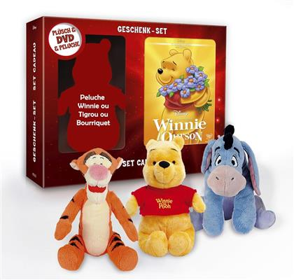 Les aventures de Winnie L'Ourson (1977) (+ Plüschtier, Limited Edition)