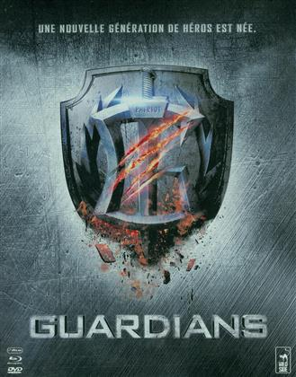 Guardians (2017) (Limited Edition, Steelbook, Blu-ray + DVD)