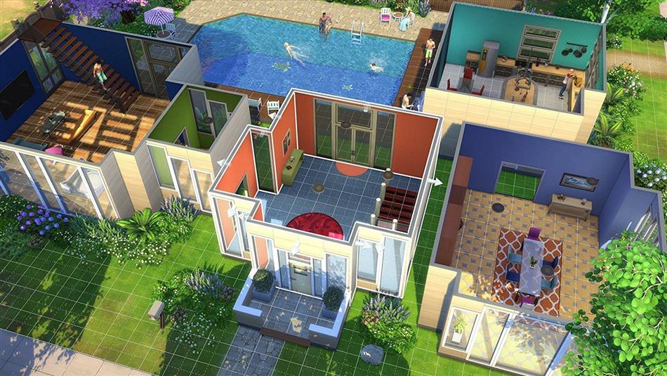 The Sims 4 Deluxe Party Edition Cede Ch