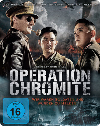 Operation Chromite (2016) (Limited Edition, Steelbook)