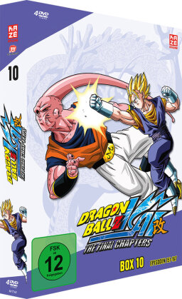 Dragon Ball Z Kai - Box 10 (4 DVDs)