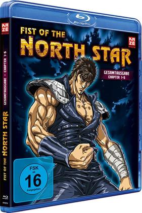 Fist of the North Star - Chapter 1-5 (Gesamtausgabe, 2 Blu-rays)