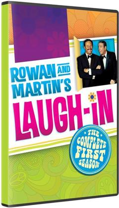 Rowan and Martin's Laugh-In - Season 1 (4 DVDs)