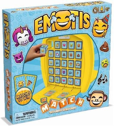 Top Trumps Match - Emotis