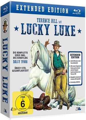 Lucky Luke - Die komplette Serie + Daisy Town (Extended Edition, 3 Blu-rays)