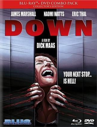 Down (2001) (Limited Edition, Blu-ray + DVD)