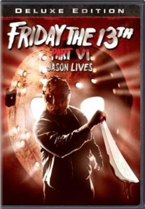 Friday The 13th - Part 6 - Jason Lives (1986) (Deluxe Edition)