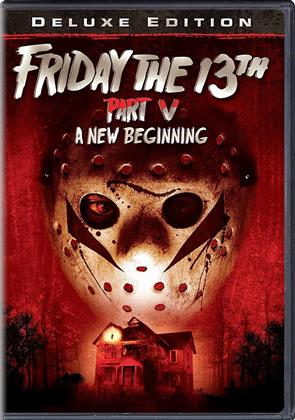 Friday The 13th - Part 5 - A New Beginning (1985) (Deluxe Edition)