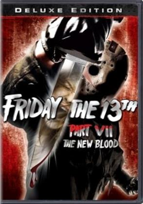 Friday The 13th - Part 7 - The New Blood (1988) (Deluxe Edition)