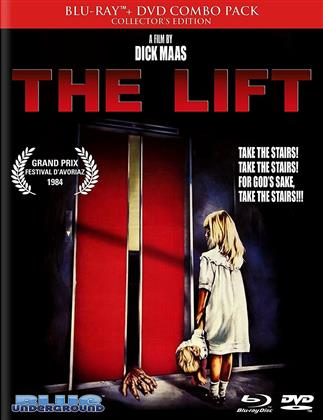 The Lift (1983) (Collector's Edition, Blu-ray + DVD)